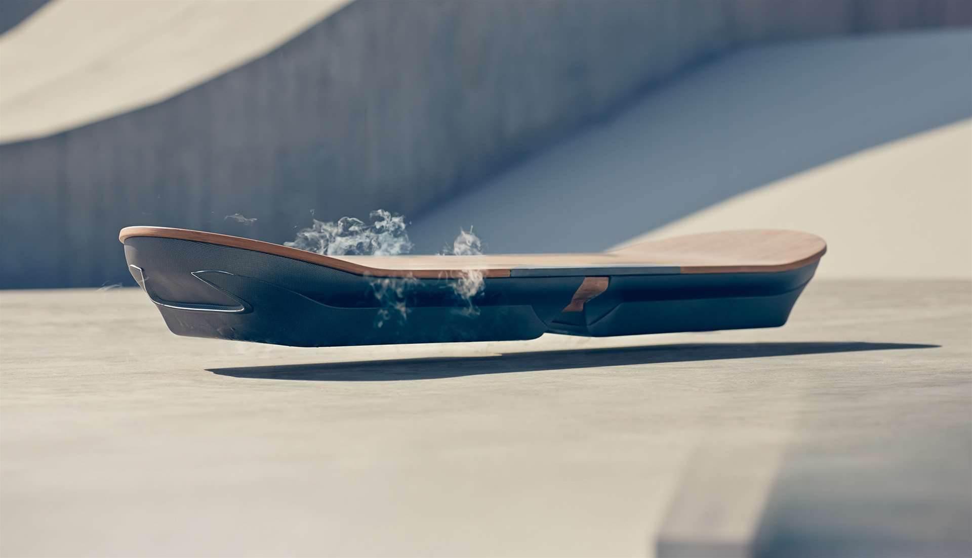 Lexus Unveils The Lexus Of Hoverboards