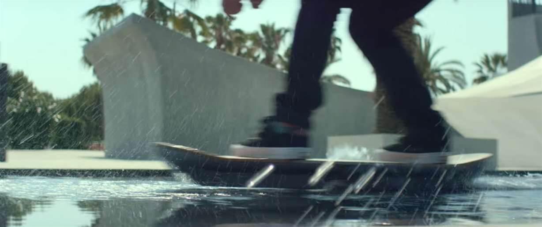 Lexus Unveils Their Working Hoverboard
