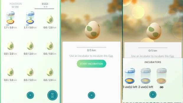 How to hatch eggs in Pokemon Go - and what each egg can hatch into
