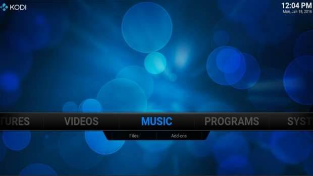 How to: Use open-source home theatre package, Kodi