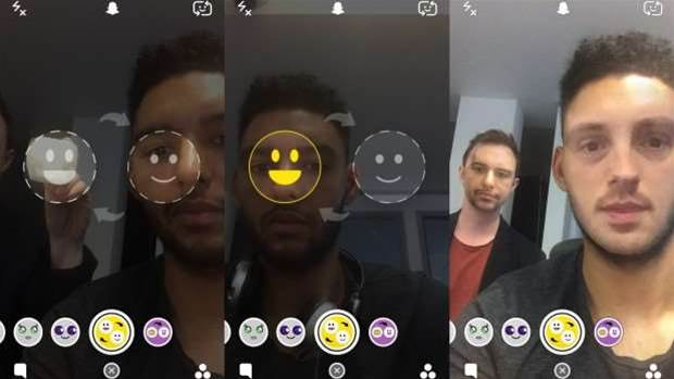 How to: Use the face-swap feature in Snapchat