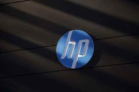 HP turnaround 'gaining traction'