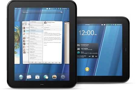 HP's not-LTE TouchPad due by August