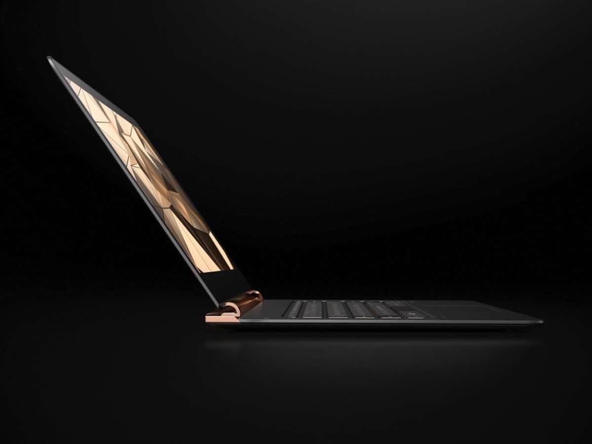 HP's Spectre is the world's thinnest laptop