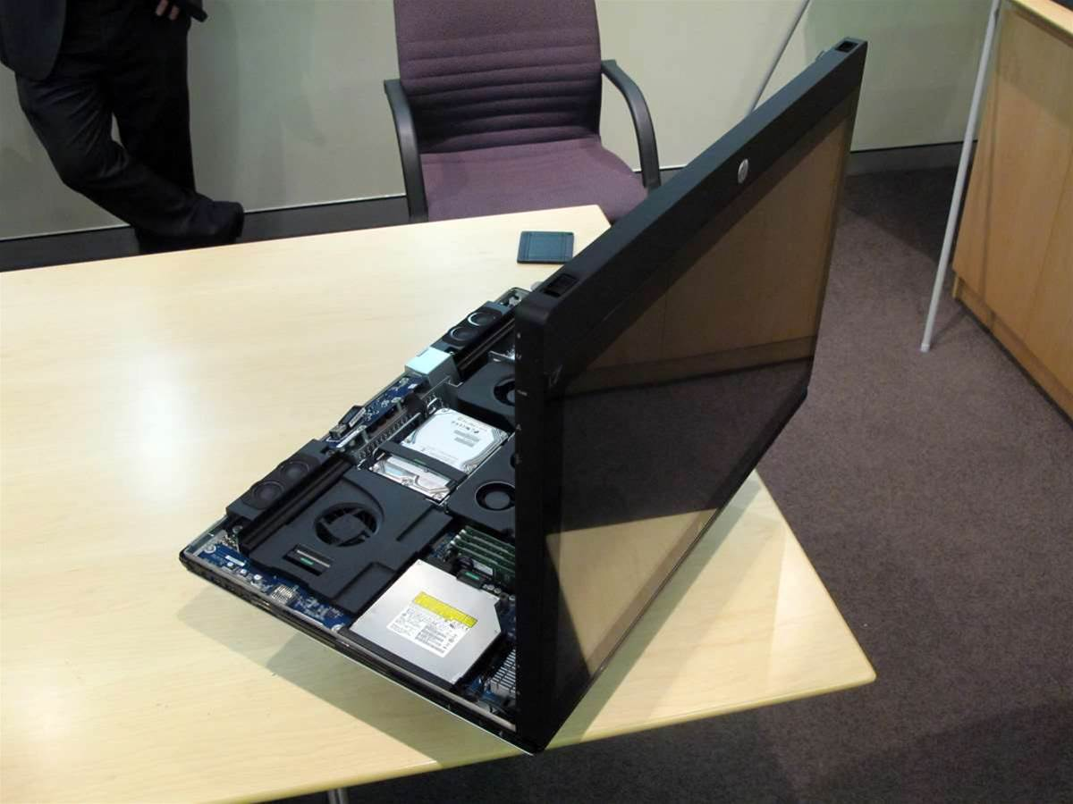 Hands on with HP's modular Z1 All-In-One Workstation