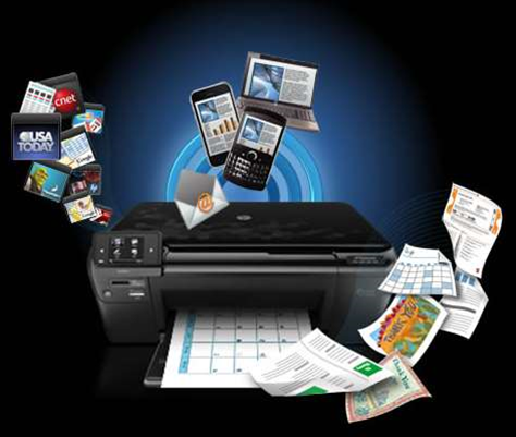 HP to merge printing with PCs: report
