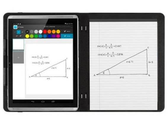 The HP Pro Slate 12 is a giant tablet with a super smart stylus