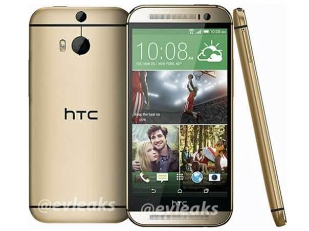 This is the new HTC One, 2014