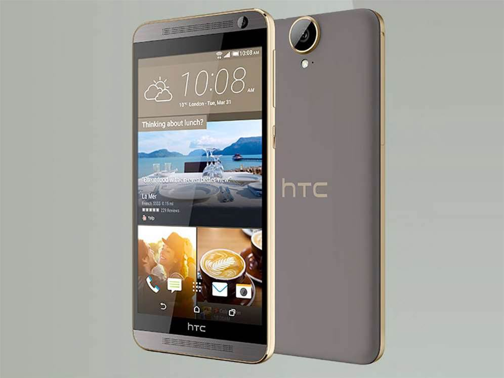 The 5.5in HTC One E9+ is actually real