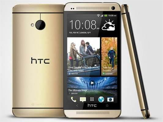 Yes, there will be a Gold HTC One