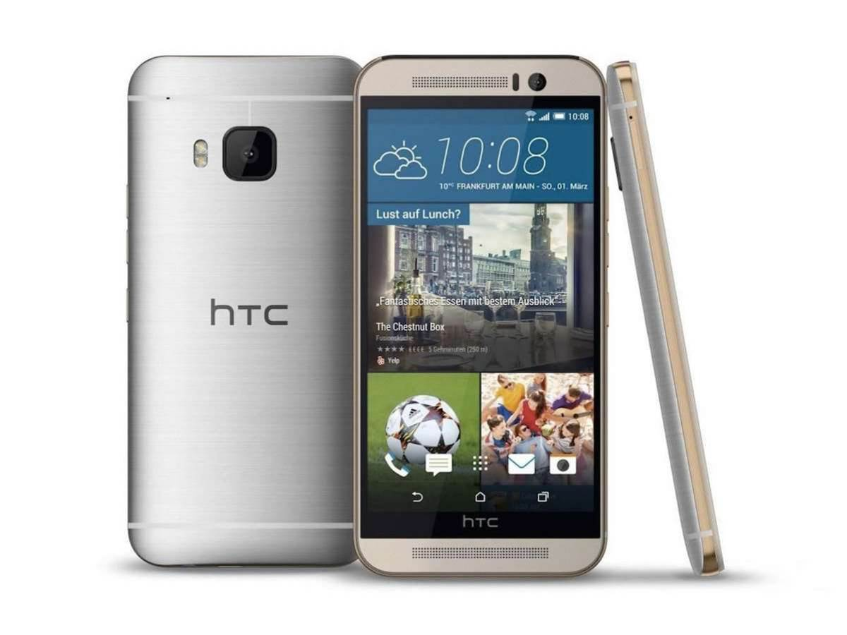 Seemingly official HTC One (M9) renders and specs leak ahead of launch