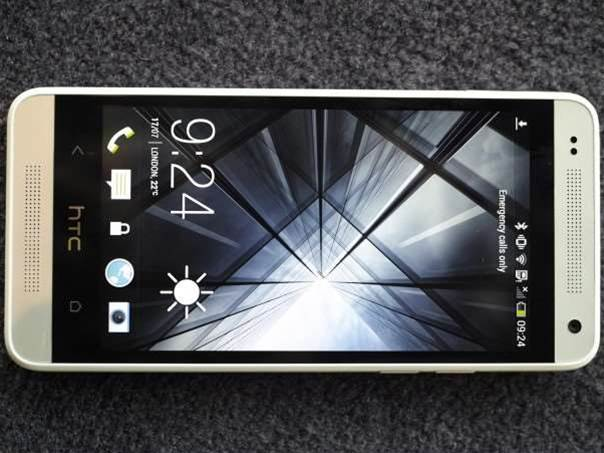 Hands on preview: HTC One Mini