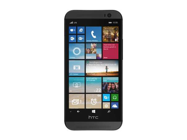 First photo of the HTC One (M8) for Windows