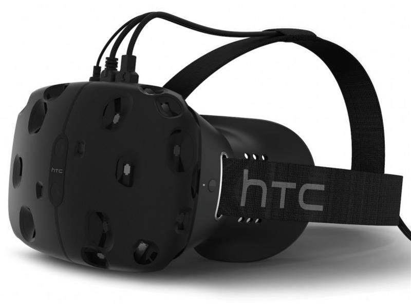 HTC just shocked us with Vive, a Valve-powered, hand-tracking VR headset
