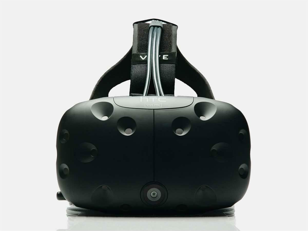 HTC Vive pre-orders open February 29