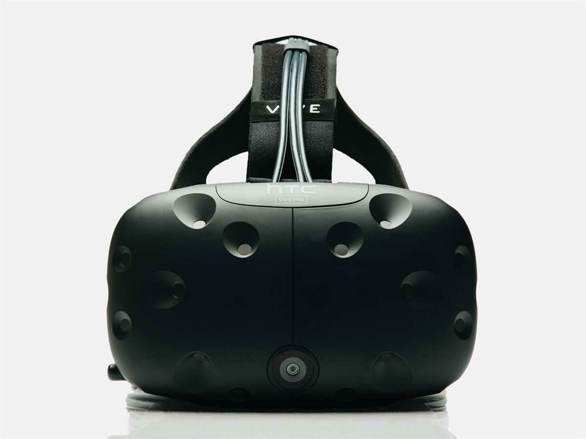 HTC Vive pre-orders open February 29