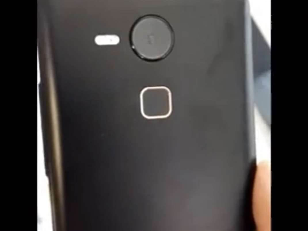 Leaked video shows off Huawei's Nexus prototype