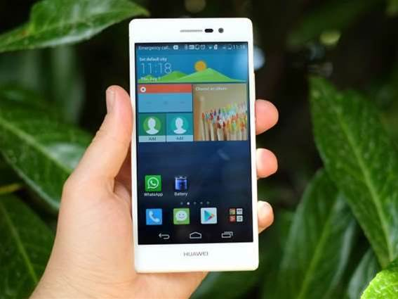 Huawei's Ascend P8 is set to launch in April