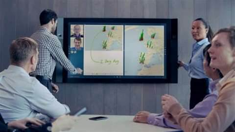 Microsoft Surface Hub release date, specs and features