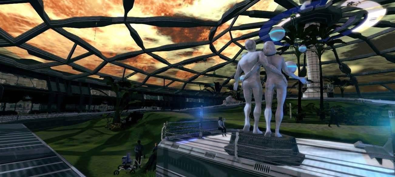 Human Orbit is an intriguing looking social sim