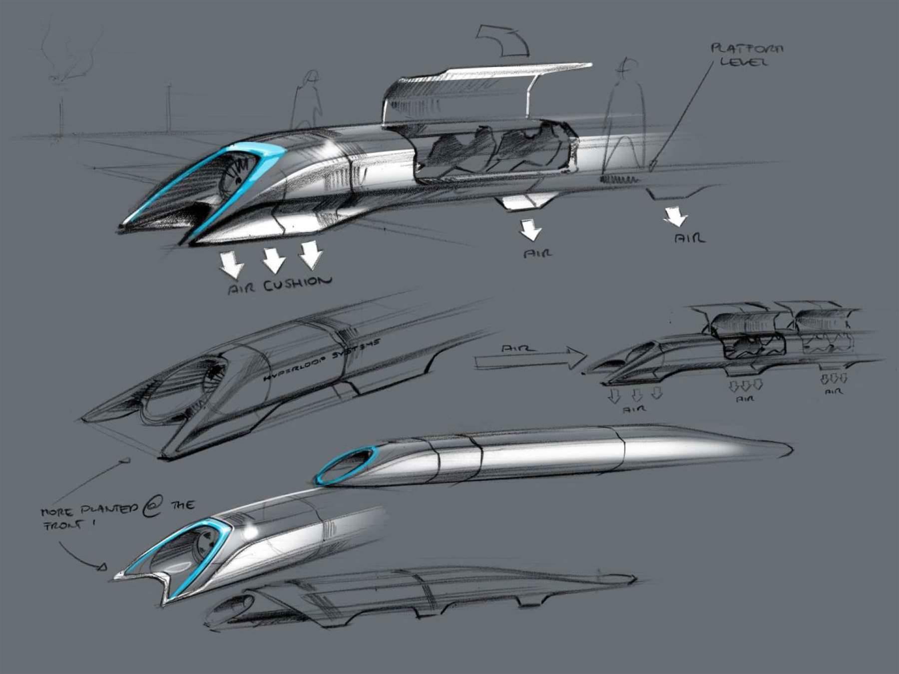 New 5-Mile-Around Hyperloop Test Track Will Cost $100 Million