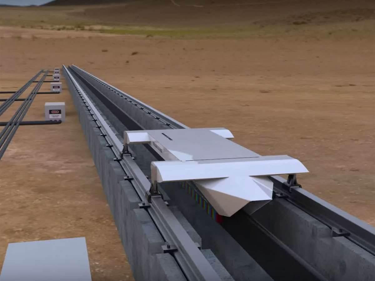 Elon Musk's Hyperloop gets one step closer