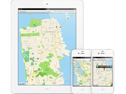 Apple retail staff to help fix Maps errors: report