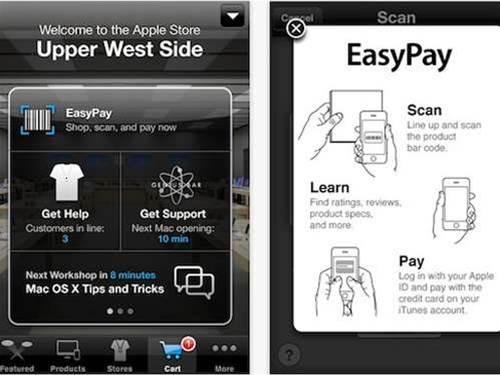 Rumour: iPhone 5 to get iWallet NFC