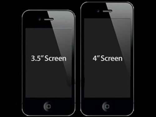 Report: iPhone 5 will be 4in, 20 per cent thinner, and backed with metal