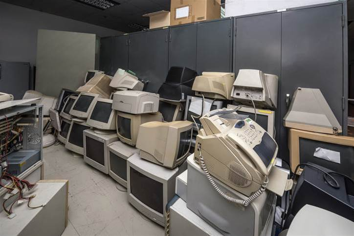 Now's the time to recycle that old tech gear