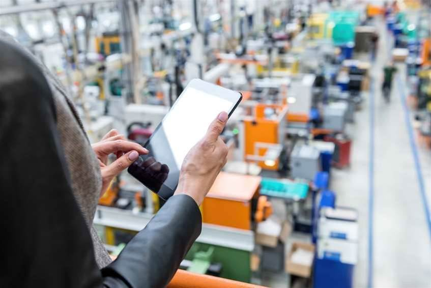 GE, Microsoft pair up for industrial IoT