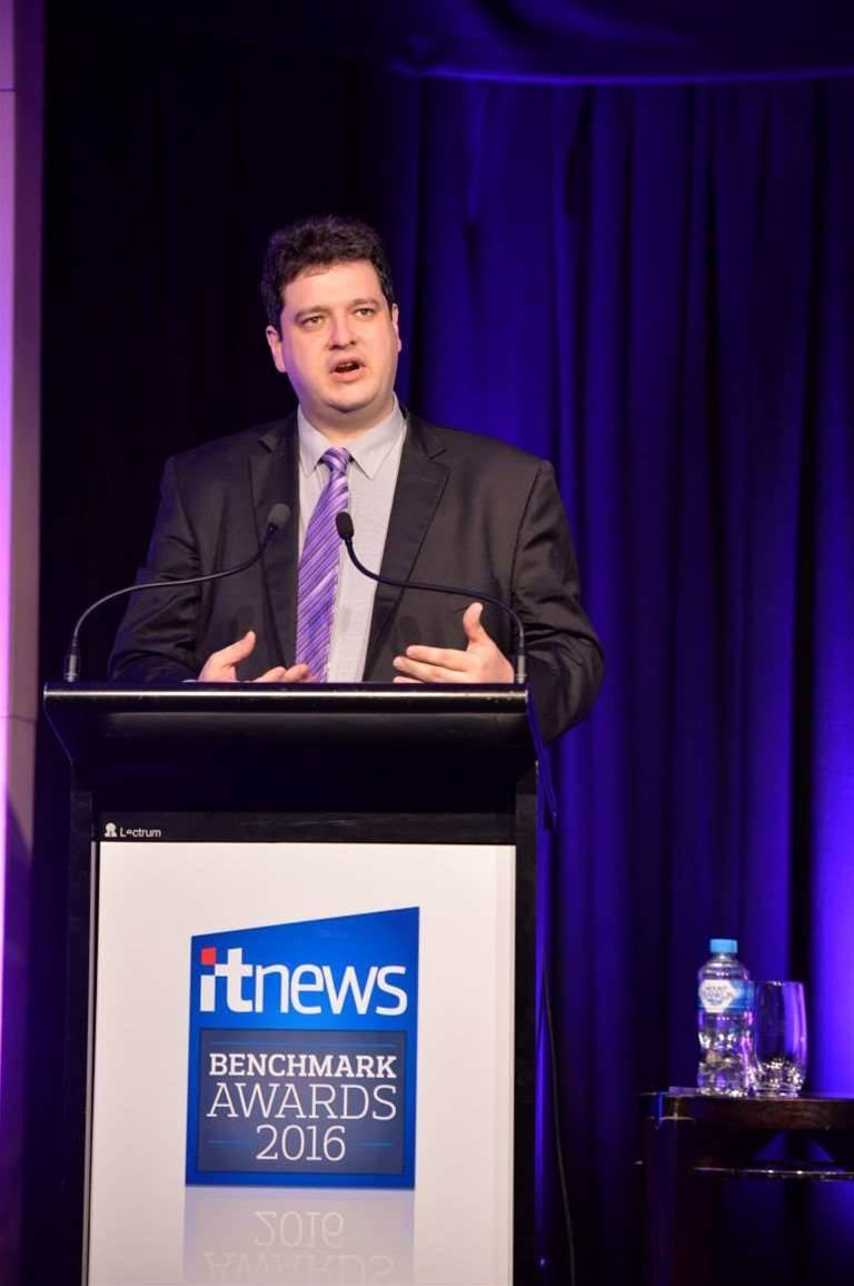 Peter O'Halloran wins Healthcare CIO of the year