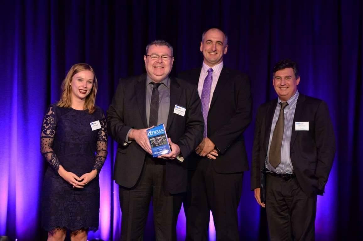 Domino's tech chief wins Retail CIO of the year