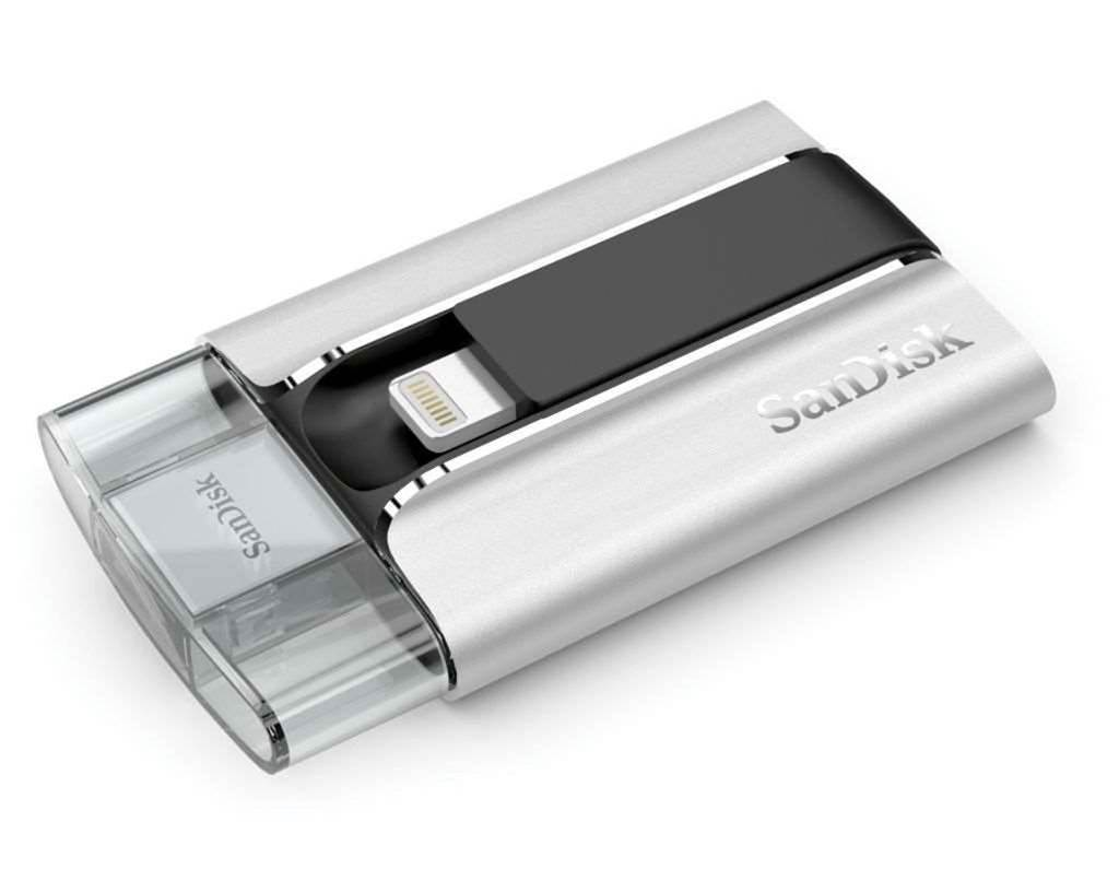 One Minute Review: Sandisk iXpand Flash Drive