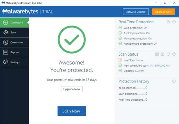 Malwarebytes 3.0 beta released