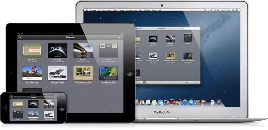 Apple opens iCloud suite to all