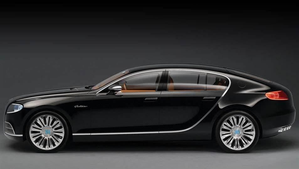 Icon – Bugatti Galibier