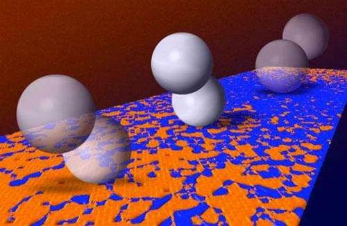 Microscopic Robots Learn To Move Like White Blood Cells