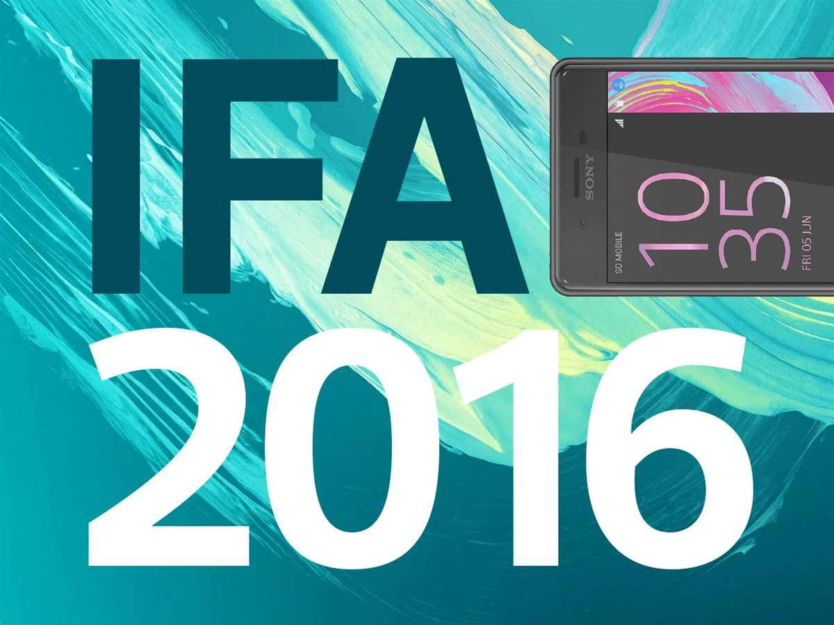 6 things we can't wait to see at IFA 2016