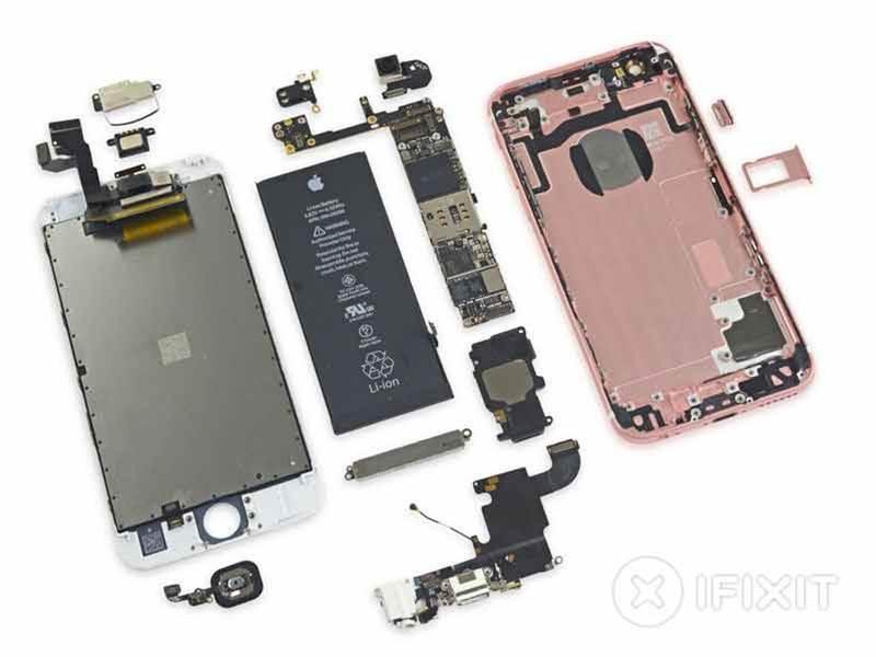 iPhone 6S gets split open, 2GB of RAM confirmed