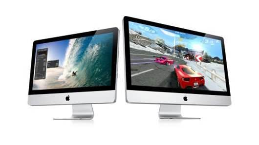 Apple introduces iMac with Thunderbolt