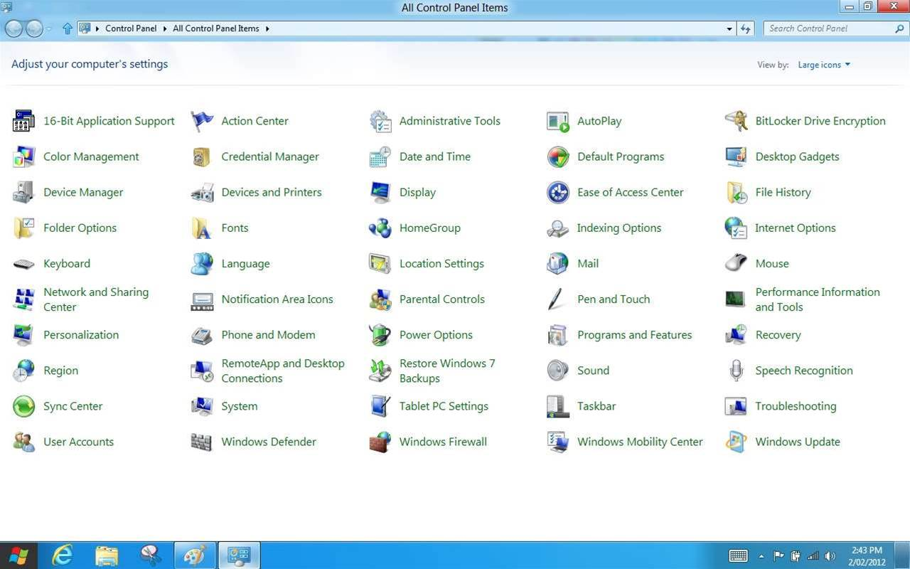 Windows 8: Under the hood