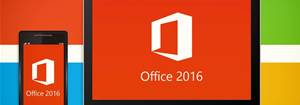 Office 2016 arrives!
