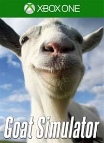 Goat Simulator now available for Xbox One