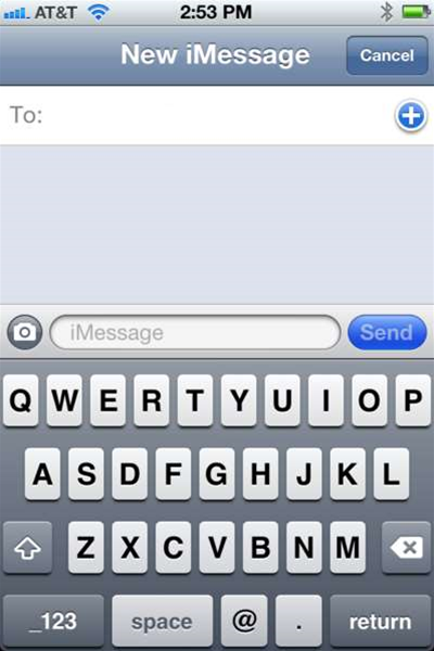 Apple sued over disappearing iMessages