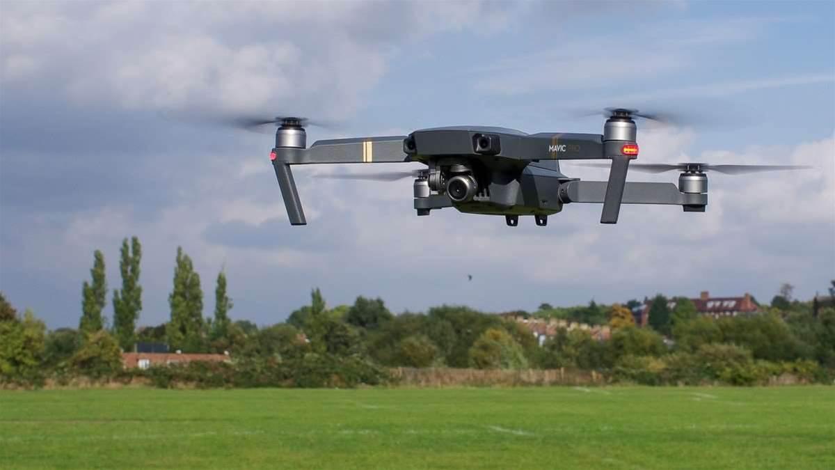 DJI Mavic Pro review: a drone for business or pleasure