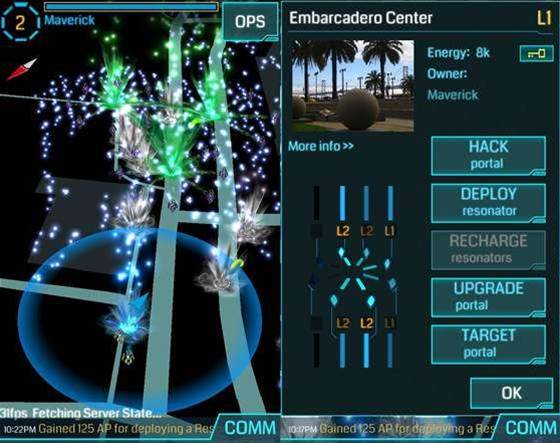 AR game Ingress out now for iOS