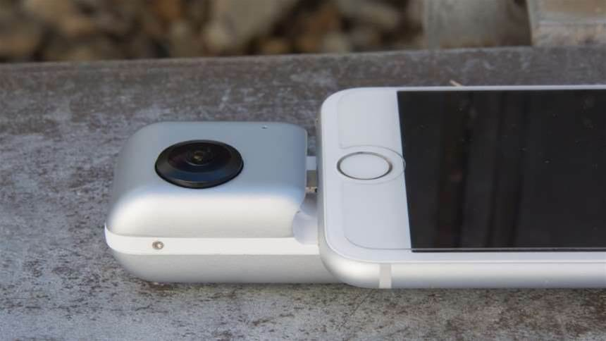 Review: Insta360 Nano brings 360-degree photos to the iPhone
