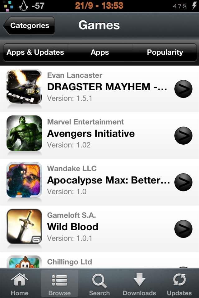 iOS app piracy soars