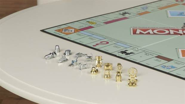 Hasbro wants the internet to vote on new Monopoly pieces